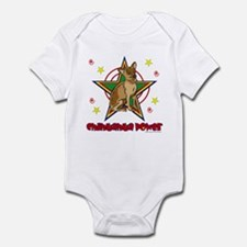 Chihuahua Power Infant Creeper