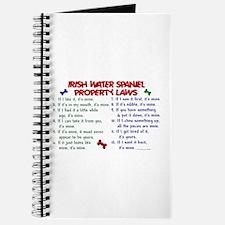 Irish Water Spaniel Property Laws 2 Journal