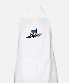 Number One Pappy BBQ Apron