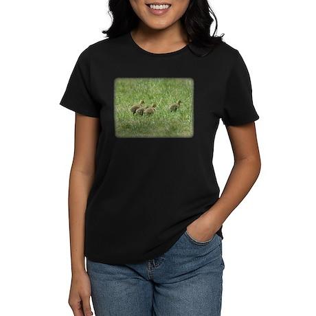 Baby Goslings Women's Dark T-Shirt