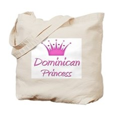 Dominican Princess Tote Bag