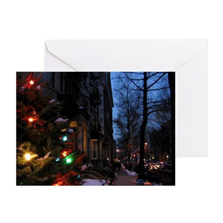City Lights Christmas Cards (Pk of 20)