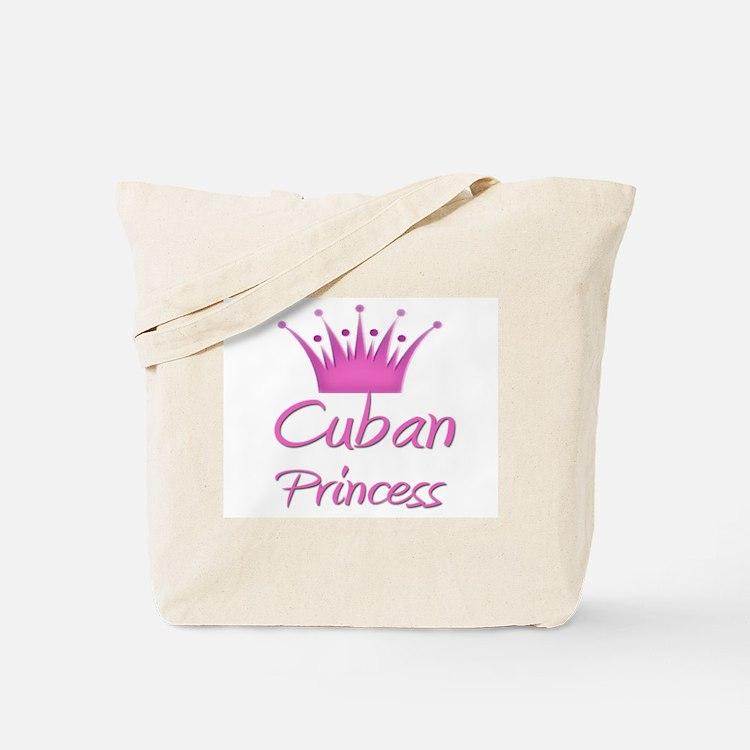 Cuban Princess Tote Bag