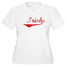 Trish Vintage (Red) T-Shirt