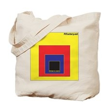 Homage to a Square Tote Bag