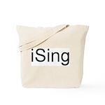 iSing Tote Bag