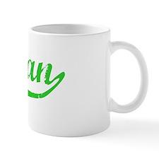 Antwan Vintage (Green) Coffee Mug