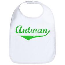 Antwan Vintage (Green) Bib
