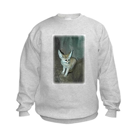 Fennec Fox Kids Sweatshirt
