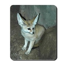 Fennec Fox Mousepad