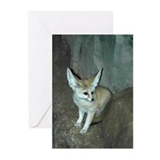Fennec Fox Greeting Cards (Pk of 10)