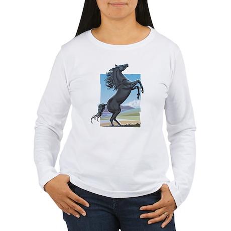 Wild Stallion Women's Long Sleeve T-Shirt