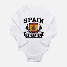 Spain Espana Body Suit