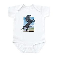 Wild Stallion Infant Bodysuit