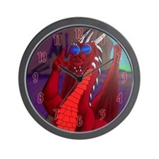 DracoNelwin Wall Clock