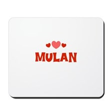 Mulan Mousepad