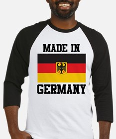 Made In Germany Baseball Jersey