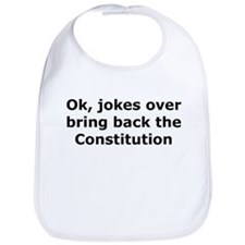 Bring back the constitution Bib