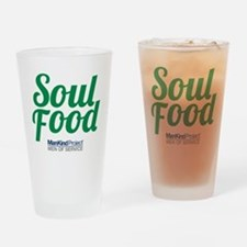 Soul Food Drinking Glass