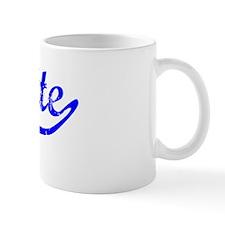 Suzette Vintage (Blue) Coffee Mug