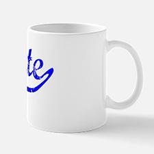 Suzette Vintage (Blue) Mug