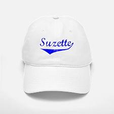 Suzette Vintage (Blue) Baseball Baseball Cap
