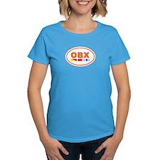 OBX Flag - Orange Tee