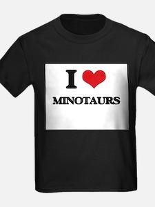 I love Minotaurs T-Shirt