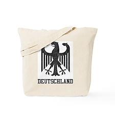 Vintage Deutschland Tote Bag