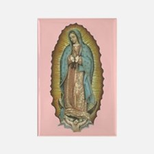 Lady of Guadalupe Rectangle Magnet