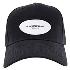 Haiku are Simple, But They Of Baseball Hat