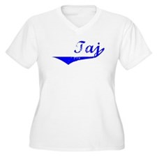 Taj Vintage (Blue) T-Shirt