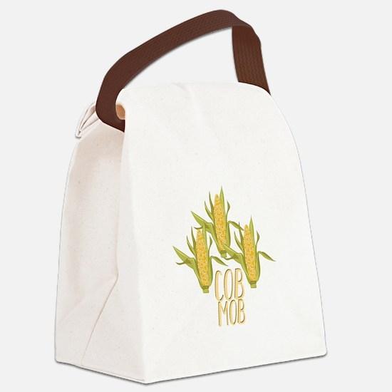 Cob Mob Canvas Lunch Bag