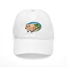 Australia Wombat Baseball Cap