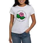 Girl Power Flower Women's T-Shirt