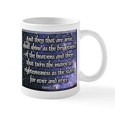 Daniel 12:3 Small Mug