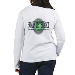 2004 Human Test Subject T-Shirt