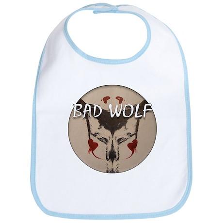 Bad Wolf Bib