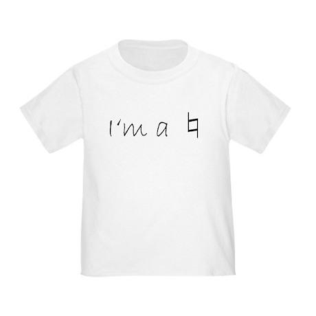 I'm a Natural Toddler T-Shirt