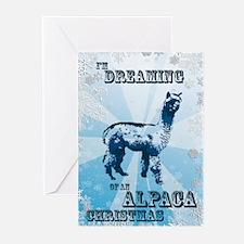 Alpaca Christmas Greeting Cards (Pk of 10