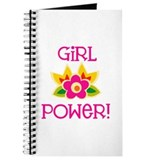 Girl power Journals & Spiral Notebooks