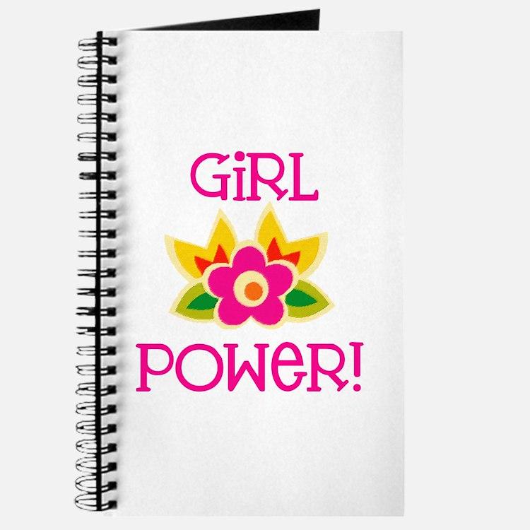 Flower Girl Power Journal