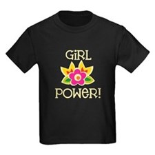 Flower Girl Power T