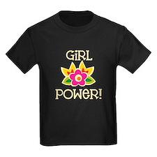 Flower Girl Power T
