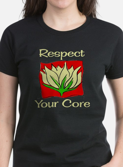 Pilates Respect Your Core Tee