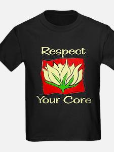 Pilates Respect Your Core T