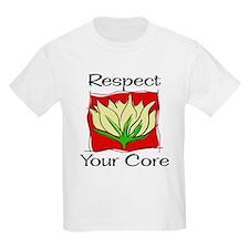 Pilates Respect Your Core T-Shirt