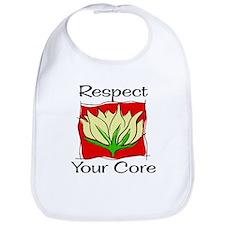 Pilates Respect Your Core Bib