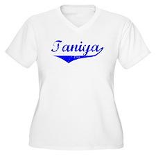 Taniya Vintage (Blue) T-Shirt