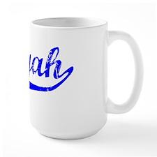 Taniyah Vintage (Blue) Mug